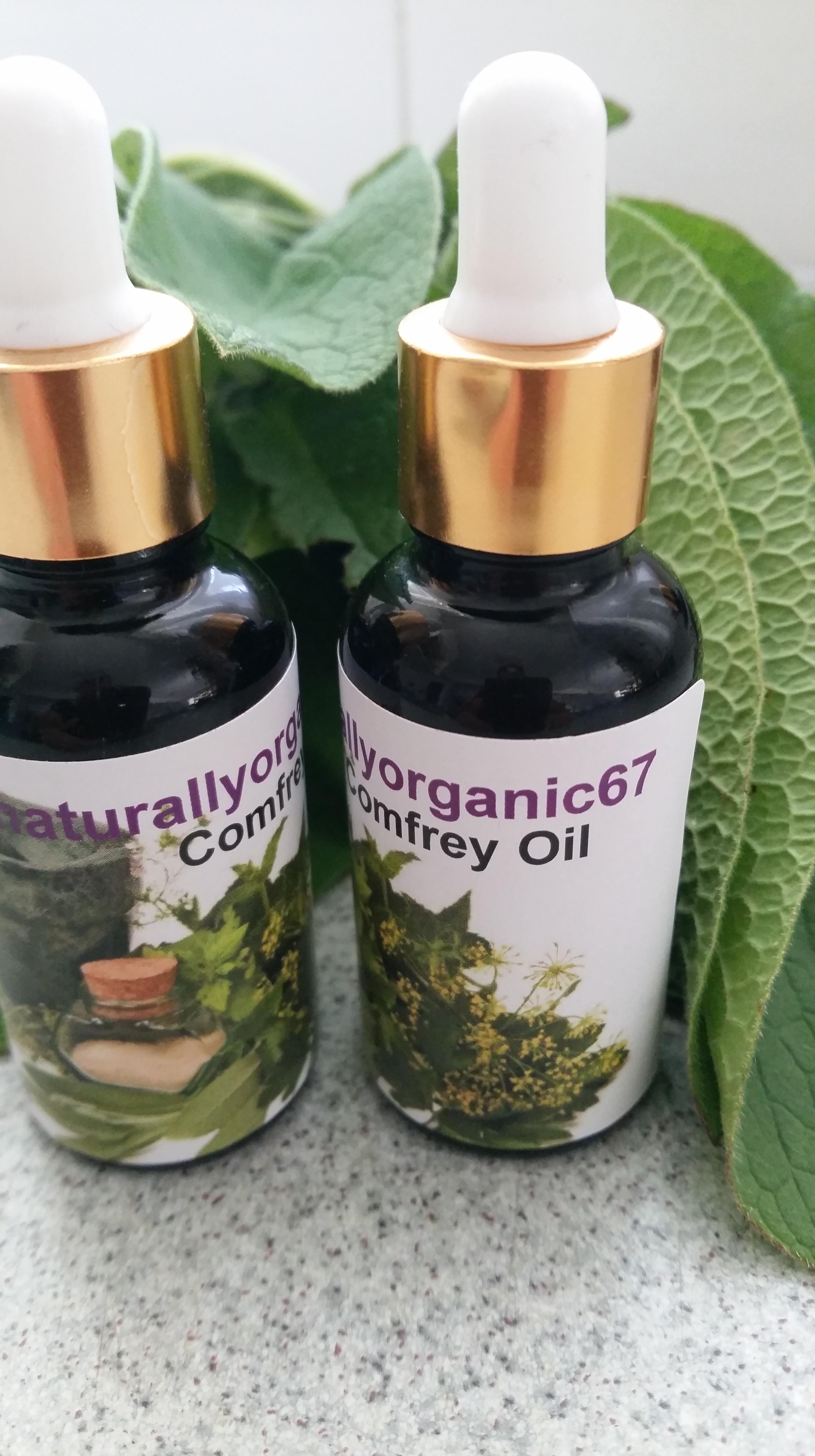 Comfrey Oil 110ml